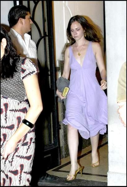 Barbara Bush en 2005