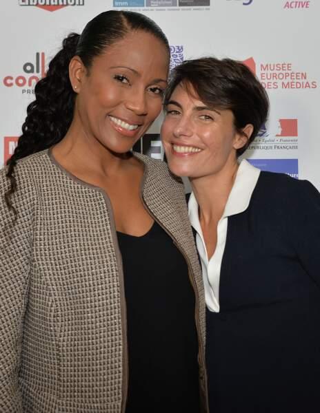 Christine Kelly et Alessandra Sublet