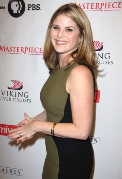 Jenna Bush en 2014