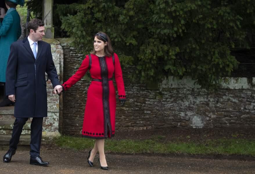 Enceinte, la princesse Eugenie décide de quitter le palais de Kensington pour le calme de Frogmore Cottage