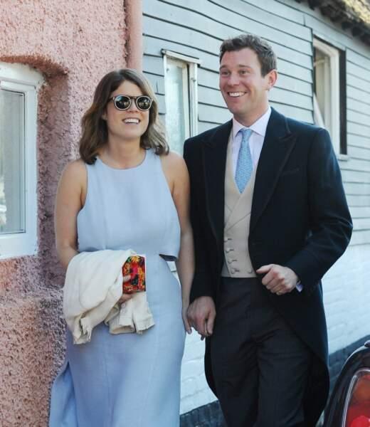 En janvier 2021, Eugenie et Jack quittent Frogmore Cottage pour le Royal Lodge, où la princesse a grandi