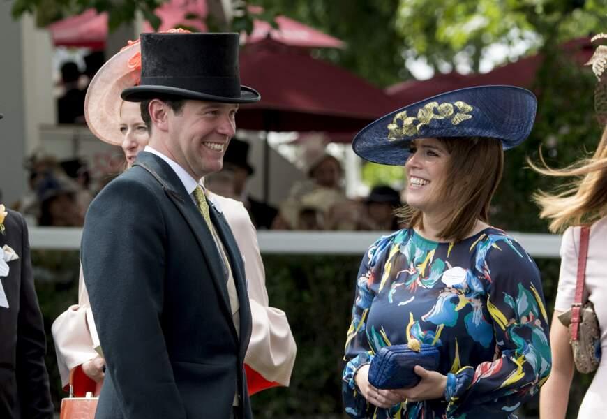 Un futur mariage royal qui ravit la Firme, auprès de qui Jack Brooksbank a fait un sans faute