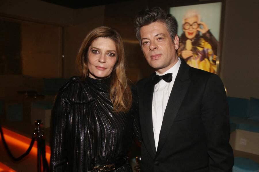 Chiara Mastroianni et Benjamin Biolay au 72ème Festival de Cannes le 19 mai 2019