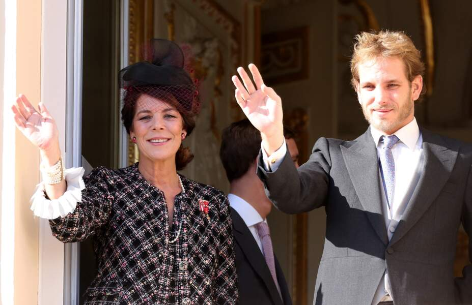 Depuis, Caroline de Monaco est une mère présente pour ses enfants, Andréa Casiraghi (ici photographié le 19 novembre 2012) est d'ailleurs quatrième dans l'ordre de succession au trône monégasque