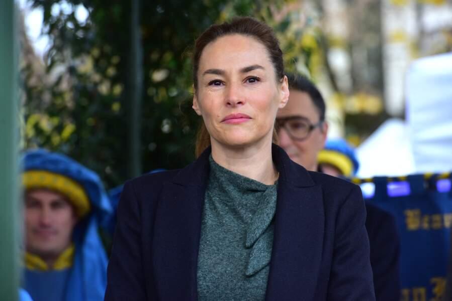 Vanessa Demouy à Beaune le 19 novembre 2017