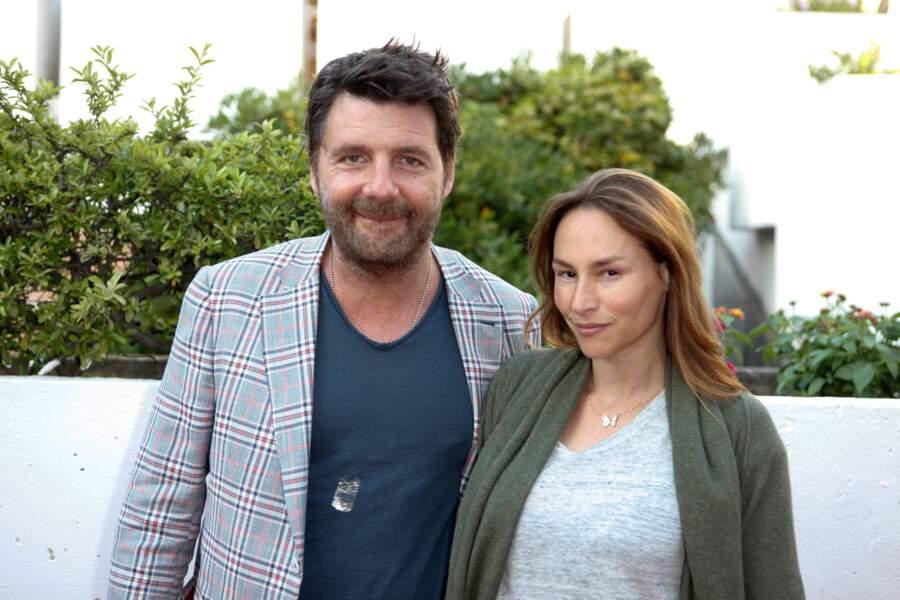Philippe Lellouche et Vanessa Demouy à la première du film Prêt à tout au Cap d'Agde en 2014