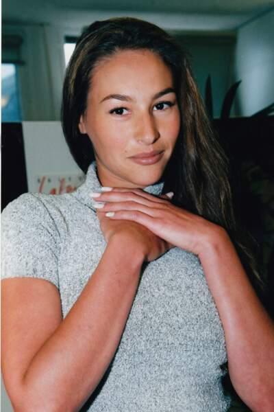 Vanessa Demouy, photographiée en 2001