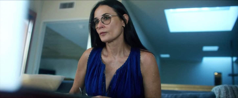 Toujours active dans le cinéma, Demi Moore est récemment apparue dans le film Songbird, un thriller tourné dans le Los Angeles confiné par la pandémie de COVID-19.