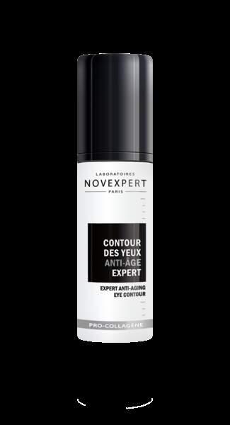 Contour des Yeux Anti-Age Expert Pro-Collagène, NOVEXPERT, 36,90€