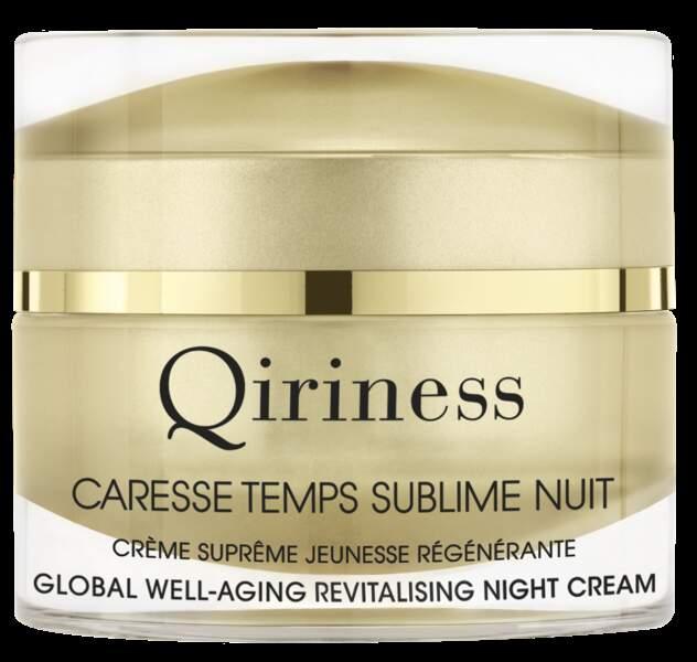 Crème Suprême Jeunesse Redensifiante, Qiriness, 80€