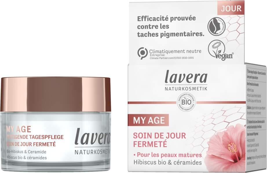 Soin de jour Fermeté My Age, Lavera, 19€