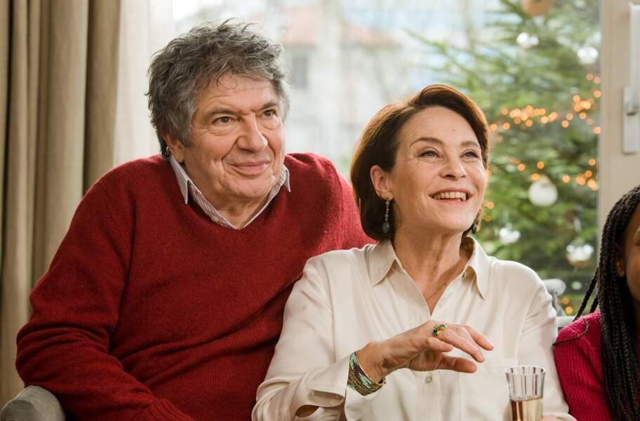 Nathalie Roussel et Lionnel Astier