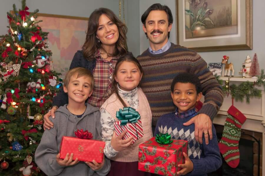 La famille Pearson