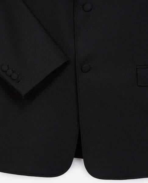 Veste de costume, 465 €, Tina For Vincent pour The Kooples