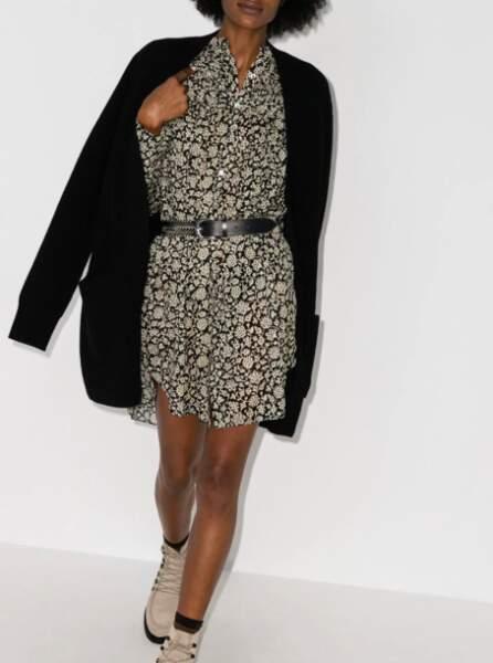 Robe imprimée, Isabel Marant Étoile, 175€