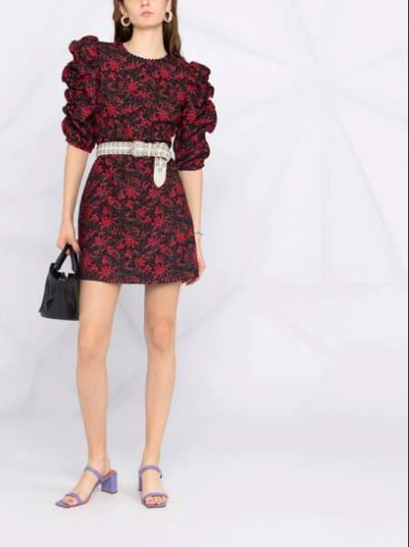 Robe courte à fleurs - See By Chloé, 326€