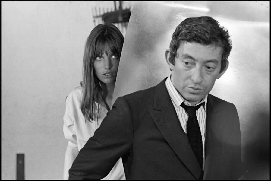 Première rencontre entre Serge Gainsbourg et Jane Birkin.