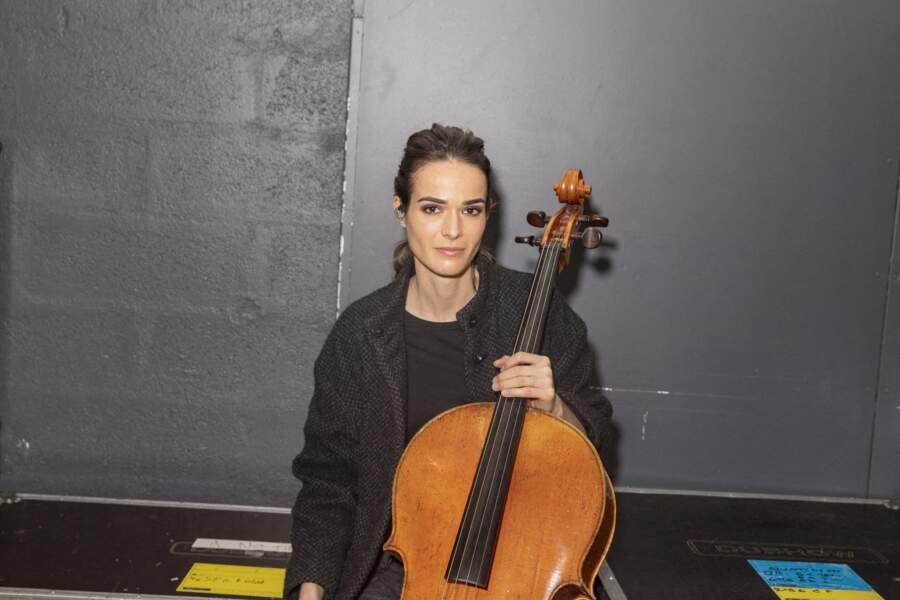 """Catherine Robert  - Backstage de l'enregistrement de l'émission """"On est presque en direct"""" (OEED) présentée par L. Ruquier et diffusée sur France 2 le 7 novembre 2020"""