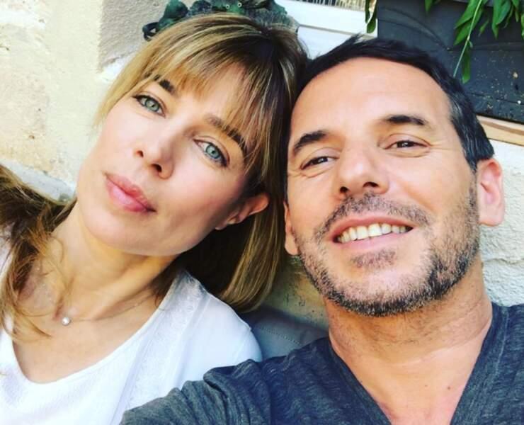Marie-Gaëlle Cals et Jérémy Banster sur Instagram en 2018.
