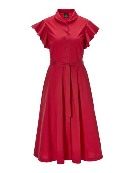 Robe, 185€, Madeleine