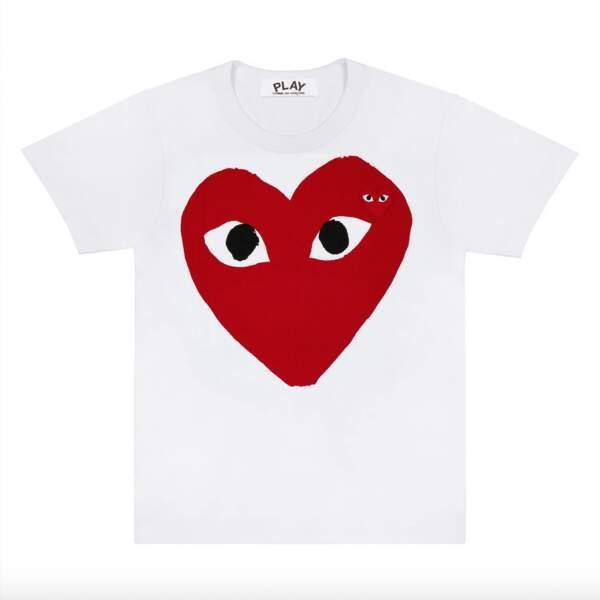T-shirt, 95€, Comme des Garçons