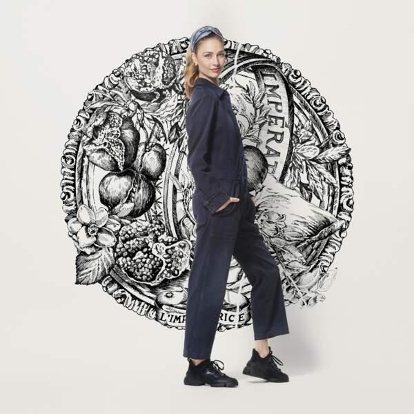 Beatrice Borromeo est nommée ambassadrice Dior le 10 février 2021