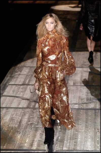 Dès 2005, Beatrice Borromeo avait défilé à Milan, sa ville natale, pour la collection de prêt-à-porter automne-hiver 2005-2006 du couturier Roberto Cavalli.
