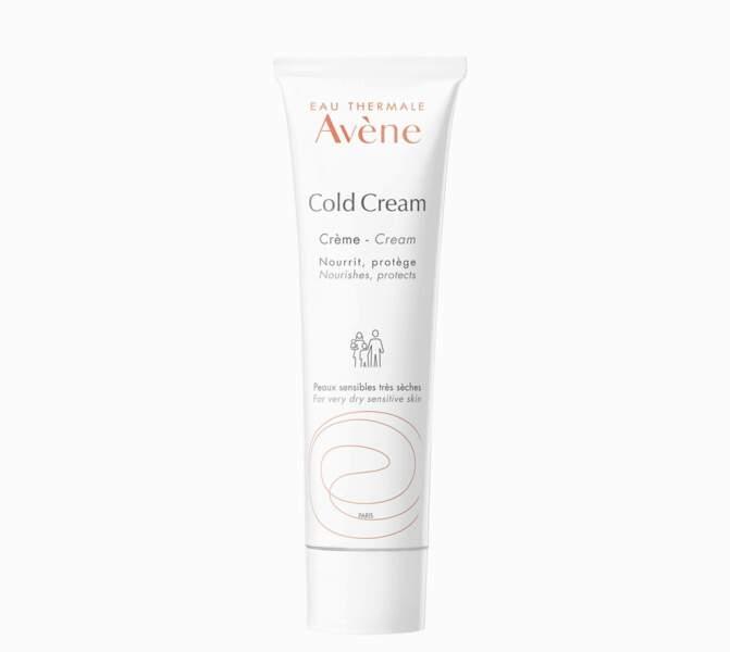 Crème Cold Cream, Avène, 12€