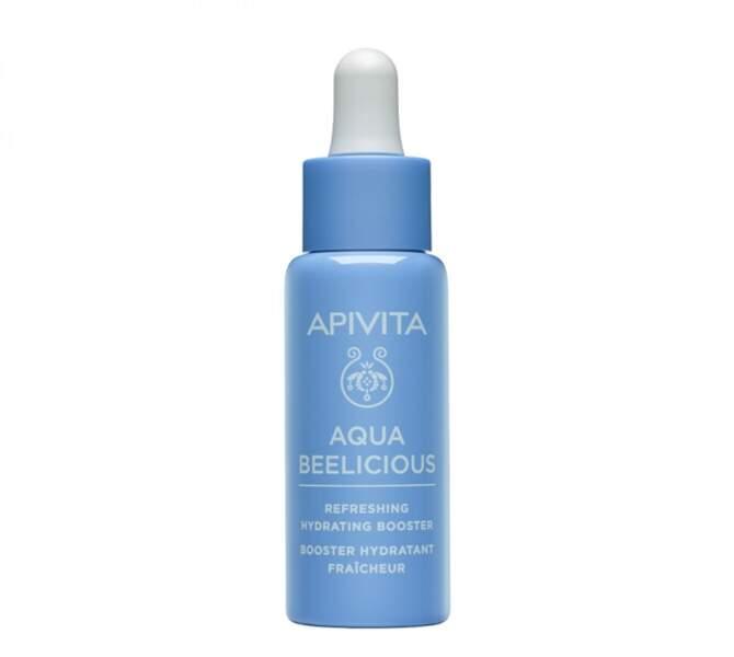 Aqua Beelicious, booster hydratant, Apivita, 22€