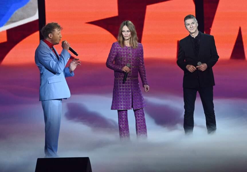 Eddy de Pretto, Vanessa Paradis et Étienne Daho aux Victoires de la Musique 2021