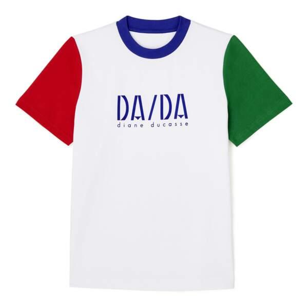 Tee-shirt DA/DA Diane Ducasse x Monoprix, 25 €