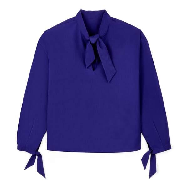 Blouse DA/DA Diane Ducasse x Monoprix, 39 €