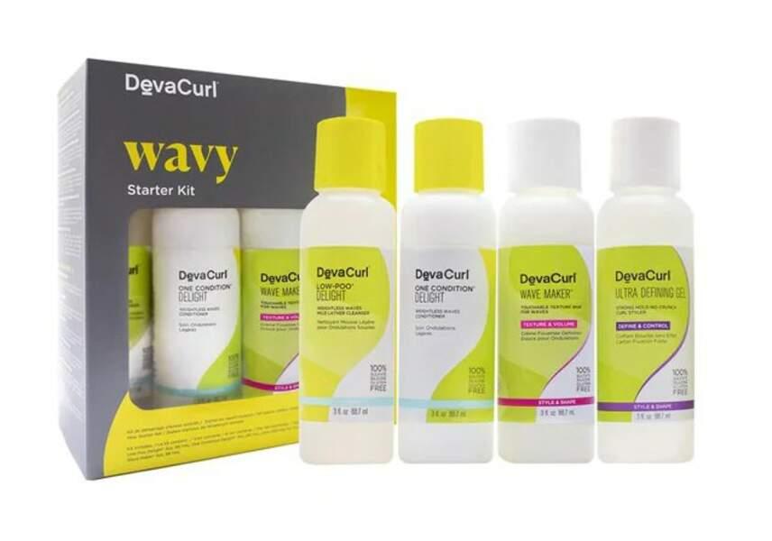 Kit expert Wavy Starter, Deva curl, 32€