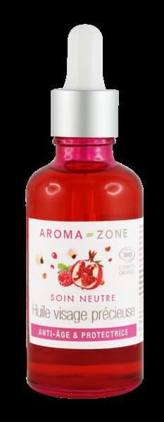 Soin neutre huile visage précieuse, Aroma-Zone