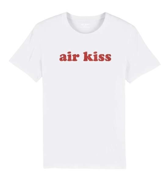 Tee-Shirt en coton, 55 €, Air Kiss