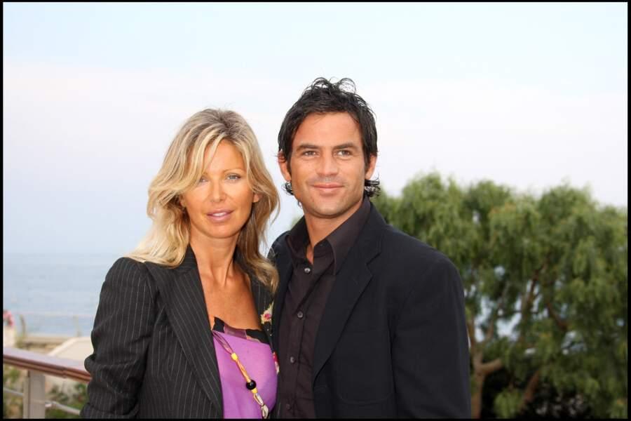 Filip Nikolic et Valérie Bourdin en 2007