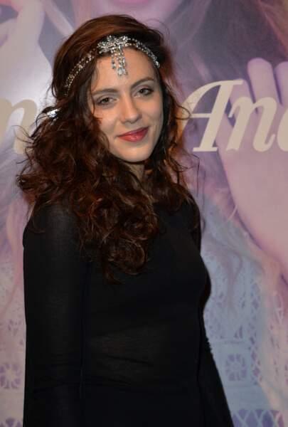 Al.Hy (the voice) - pour le lancement du nouveau parfum de Cacharel Anaïs Anaïs Premier Délice au Palais de Tokyo à Paris, le 14 février 2013