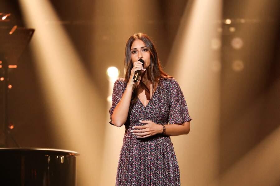 """Hiba Tawaji - Concert """"Unis pour le Liban"""" à l'Olympia à Paris. Le 1er octobre 2020"""