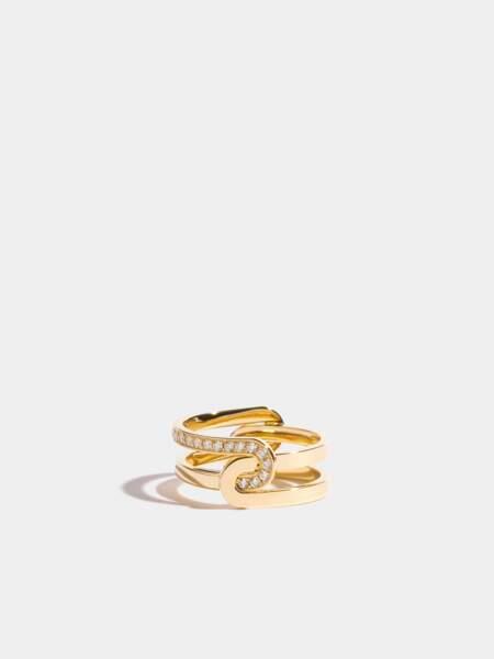 Bague Étreintes sur Jewellery Ethically Mindedb