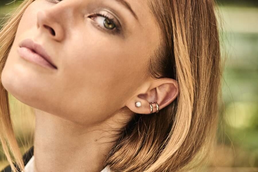 Ornement d'oreilles nox, 560€, Dfly Paris
