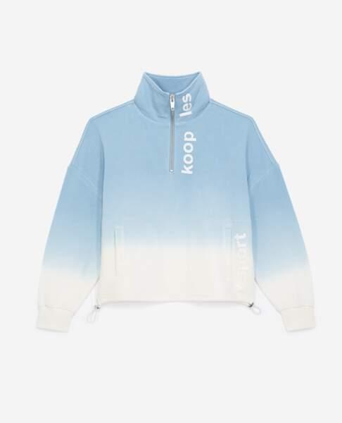 Sweat effet tie and dye, The Kooples, 160 €