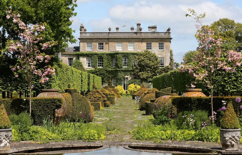La résidence de Charles et Camilla à Highgrove, dans le Gloucestershire