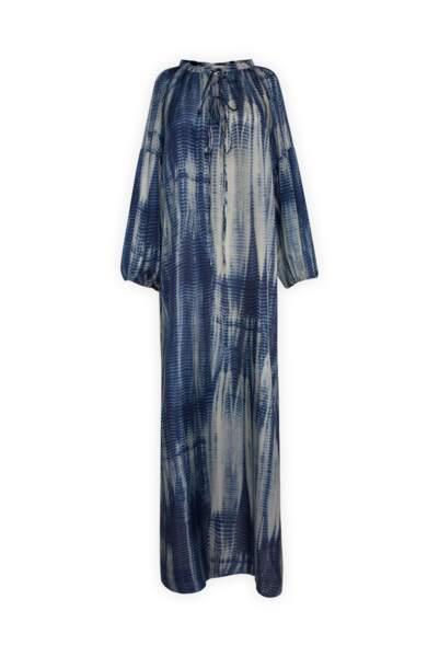 Robe longue en soie, Gerard Darel, 245 €