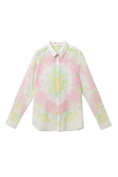 Chemise à imprimé fleuri, Desigual, 89,95 €