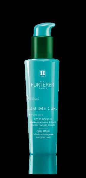 Sublime Curl Spray Velouté réactivateur de boucles, Furterer, 15,90€