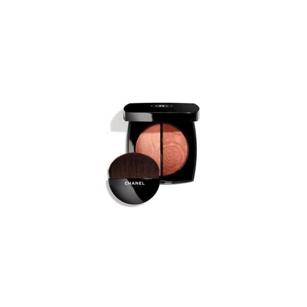 Duo Blush et Enlumineur Fleurs de Printemps, Chanel, 65 € (chanel.com)