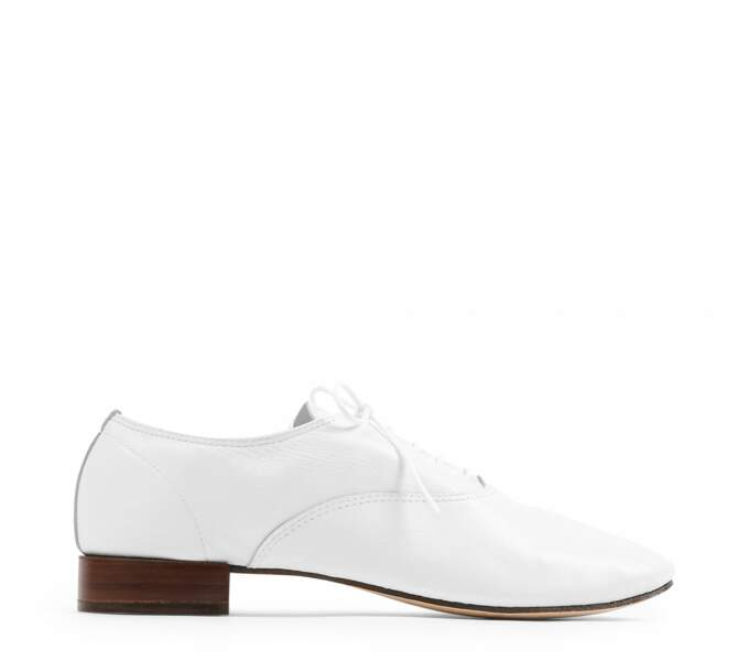 Richelieus Zizi, 275€, Repetto Paris