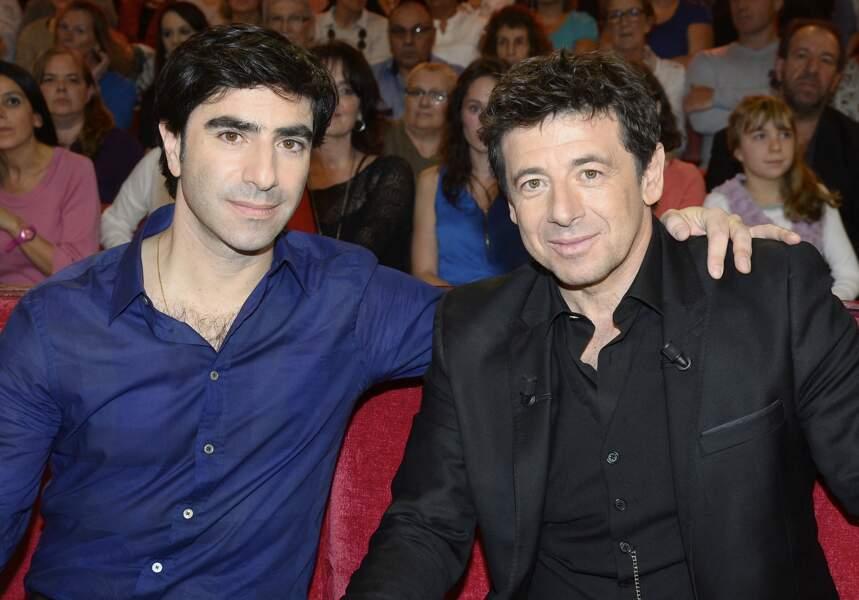 David-Francois Moreau est le frère de Patrick Bruel