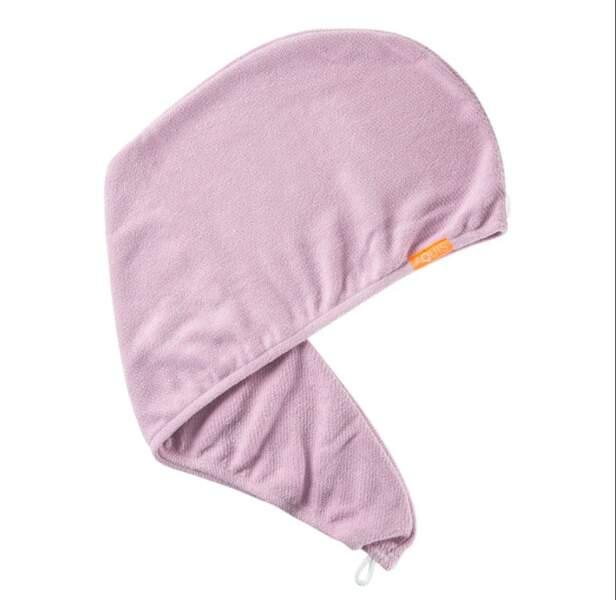 Serviette Lisse Luxe Hair Turban, AquiS, 32€