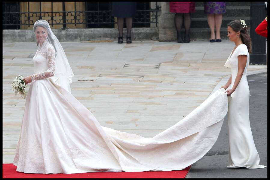 Kate Middleton et Pippa Middleton